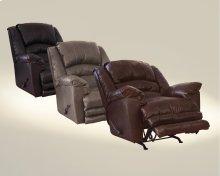 Chaise Rocker Recliner - Oversized X-tra Comfort Footrest - Godiva