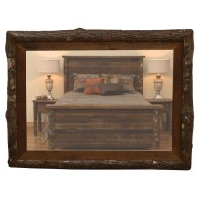 Crockett Mirror Frame - Crockett