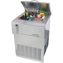 Drop in Refrigerator with Cart