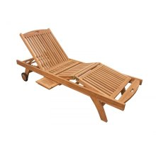 OUTDOOR CHAISE