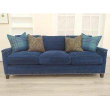 Sapphire Blue Sofa