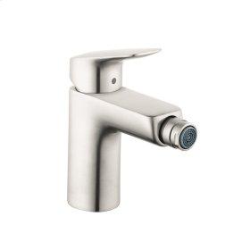 Brushed Nickel Logis Single-Hole Bidet Faucet
