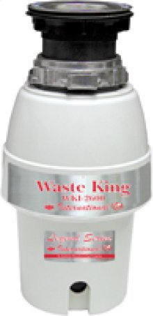 Waste King International - Model 2600