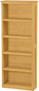 Narrow Bookcase, Tall Product Image