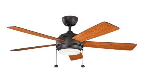 """Starkk LED 52"""" Fan Olde Bronze®"""