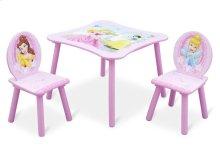 Princess Table & Chair Set - Style 1