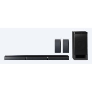 Sony5.1ch Home Theater System with Bluetooth(R) technology