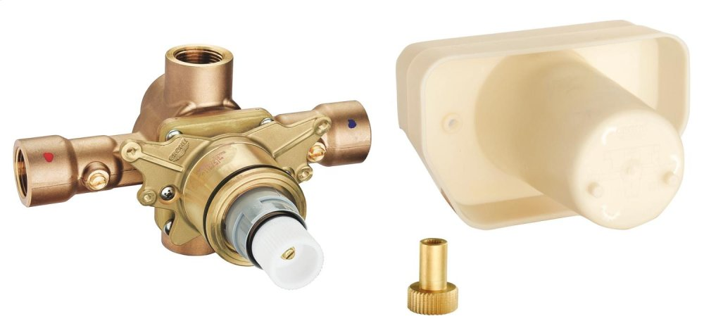 "Grohtherm 3/4"" Thermostat Rough-In Valve"