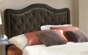 Trieste Chocolate Queen Headboard Product Image