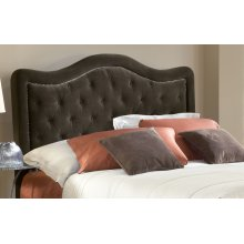 Trieste Chocolate Queen Headboard