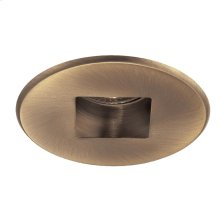TRIM,3 1/4IN ROUND REGRESS - Antique Brass