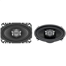 """drvn V Series Speakers (4"""" x 6"""", 2 Way Coaxial)"""