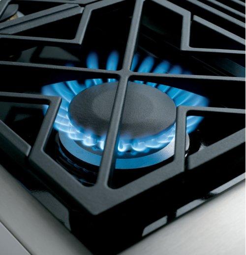 """GE Cafe™ Series 36"""" Gas Rangetop"""