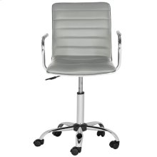 Jonika Swivel Desk Chair - Grey