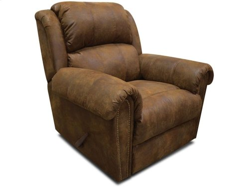 EZ Motion Swivel Gliding Recliner with Nails EZ5Y0070N
