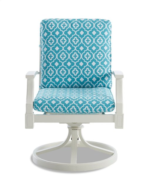 Mimosa Swivel Rocking Dining Chair
