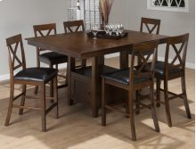 Olsen Oak Counter Height Table