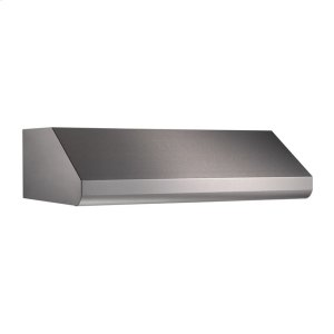 "Broan 36"" 600 Cfm Internal Blower Stainless Steel Range Hood"