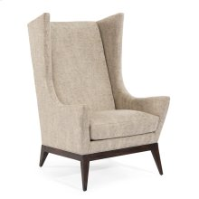 Wingback Upholstered Club Chair