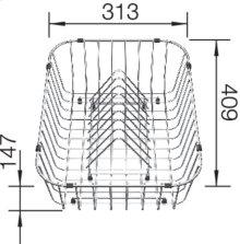 Crockery Basket - 507829