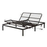 Stanhope Black Adjustable Queen Bed Base Product Image