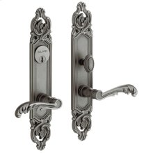 Antique Nickel Versailles Entrance Trim
