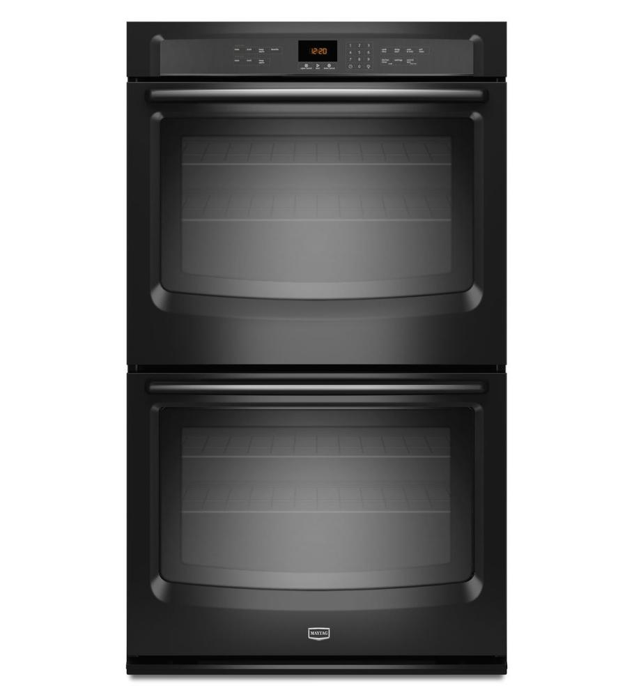gas double wall oven 30 inch stainless steel 30inch electric double wall oven with precision cooking system mew7630absb in by sargent bargains clinton township mi