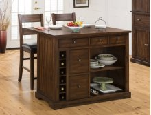 Cooke County Kitchen Island