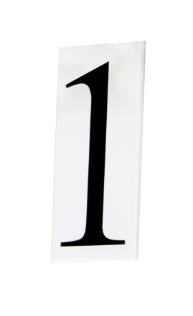 House Number 1