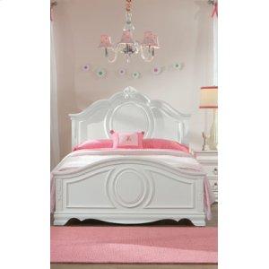 Jessica Full Panel Bed