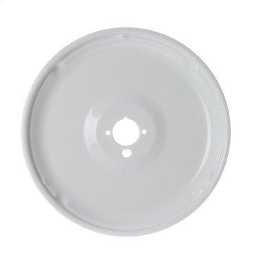Range Gas Porcelain Medium Burner Bowl - White Medium
