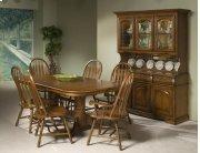 Classic Oak 42x96 Solid Oak Table Top Product Image