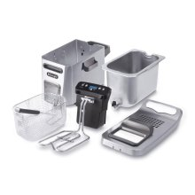 Livenza Deep Fryer 1.2-Gallon - D44528DZ
