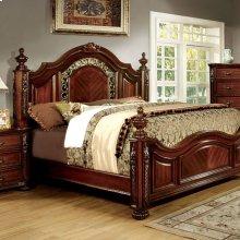 California King-Size Arthur Bed