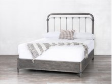 Braden Surround Iron Bed