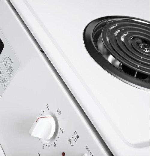 "GE® 27"" Drop-In Electric Range"