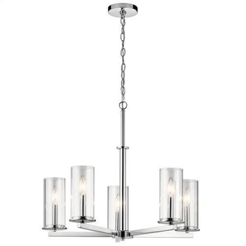 Crosby Collection Crosby 5 Light Chandelier CH