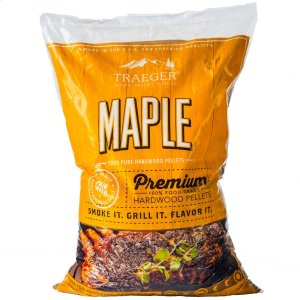 Traeger GrillsMaple BBQ Wood Pellets