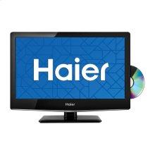"24"" Class 720p LED HDTV DVD Combo"