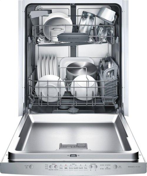 "Ascenta® 24"" Scoop Handle Dishwasher SHS5AVF5UC Stainless steel"