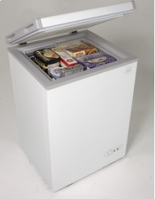 Model CF1016 - 3.3 Cu. Ft. Chest Freezer - White