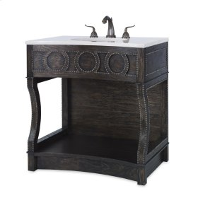 Clavaron Sink Chest