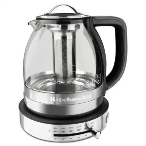 Kitchenaid1.5 L Glass Tea Kettle - Stainless Steel