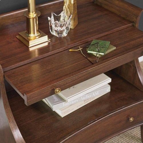 Klismos Side Table