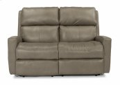 Catalina Leather Power Reclining Loveseat with Power Headrests