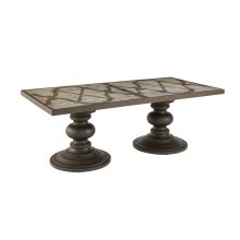 Morrissey Outdoor Neo Rectangular Dining Table