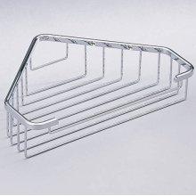 Large Net Corner Soap Dish No Flanges 200 X 200 Mm