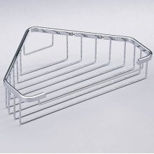 Large Net Corner Soap Dish No Flanges 200 X 200 Mm