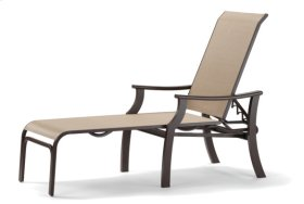 Four-Position Lay-flat Chaise