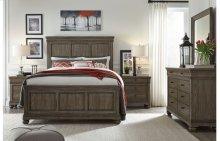 Hartland Hills Complete Panel Bed, Queen 5/0